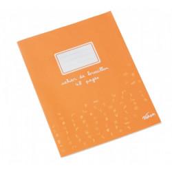 Cahier brouillon 48 pages papier extra blanc 17x22 cm 60g seyes PICHON - 1