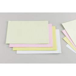 Fiche bristol 5x5 14,8x21 cm 210g blanc (Paquet de 100) PRODUIT GENERIQUE - 1