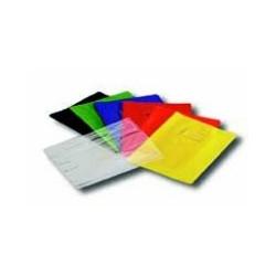 Protège-cahier A4 plastique épais épaisseur: 20/100e - Noir PRODUIT GENERIQUE - 1