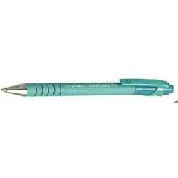 PaperMate Flexgrip Ultra stylo bille rétractable, pointe moyenne 1mm - vert PAPERMATE - 1