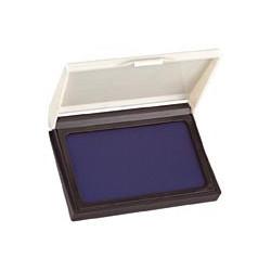 Tampon encreur 10,1x7,6 cm - bleu PRODUIT GENERIQUE - 1