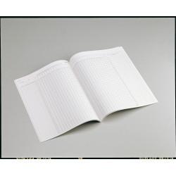 Registre d'appel 40 élèves 21x29.7 cm 24 pages réf. p13  PICHON - 1