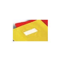 Étiquette pour protège-cahiers (paquet de 100) PRODUIT GENERIQUE - 1