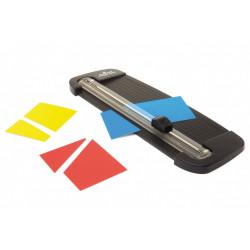 Coupeuse-massicot A4 à lame circulaire paper cutter PRODUIT GENERIQUE - 1