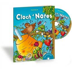 Méthode cloch'notes livret CD