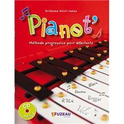 Méthode progressive pianot