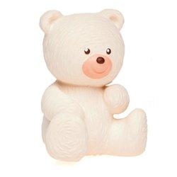 Ours polaire caoutchouc Lanco Toys