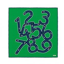 Tapis de jeu chiffres