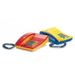 Téléphone en plastique