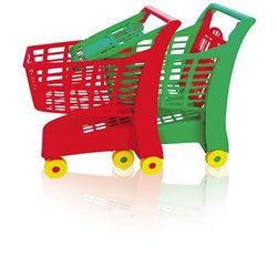 Le chariot rolly plastique