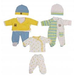 Set de vêtements pour bébé garçon 40 cm
