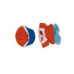 Set de vêtements pour bébé garçon 21 cm