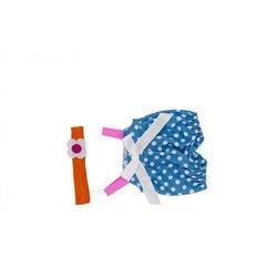 Set de vêtements pour bébé fille 21 cm