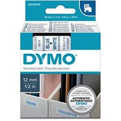 Ruban Dymo 1000, 4500 D1 12mmx7m - bleu