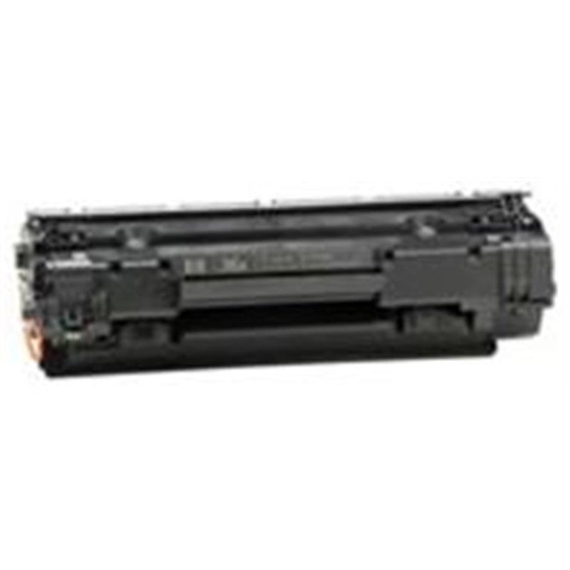 Cartouche toner laser noire HP CB436A (HP36A)