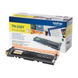 Cartouche toner laser Brother jaune TN230Y