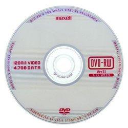 Disque DVD - RW ré-inscriptible