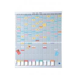 Kit planning annuel format : 660 x 772 mm