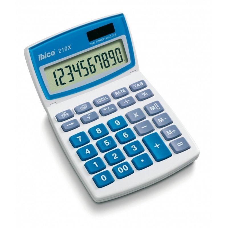 Calculatrice Ibico 210 X