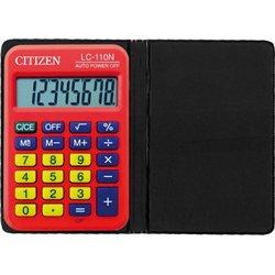 Calculatrice de poche Citizen LC 110N
