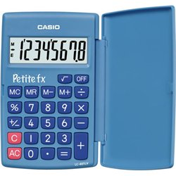 Calculatrice la petite Fx Casio 11X120X75 mm