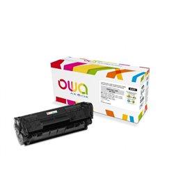 Cartouche toner laser compatible HP noire HP-Q2612A (HP12A)