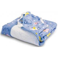 Couverture sac pour couchette
