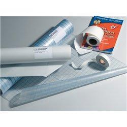 Rouleau adhésif PVC 200 microns ph neutre 0.61 x 10m