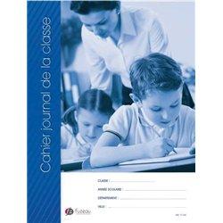 Cahier préparation de classe 24x32 cm - 78 pages Semaine sur 2 pages