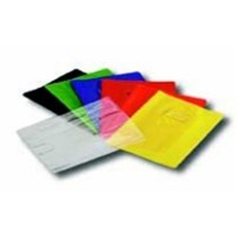 Protège-cahier A4 plastique épais épaisseur: 20/100e - Noir