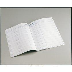 Registre matricule 200 élèves 21x29.7 cm 48 pages réf P12