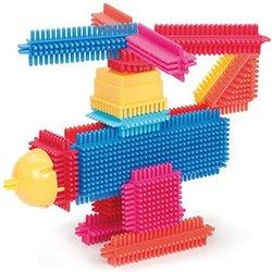 Set de base des blocs à picots