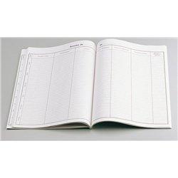 Journal de classe 21x29.7 cm 100 pages réf P2