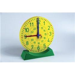 Horloge synchrone à socle