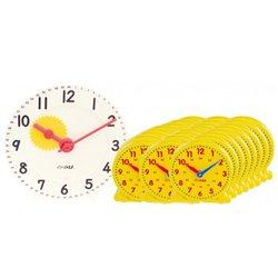 Kit de la classe 'apprentissage de l'heure'