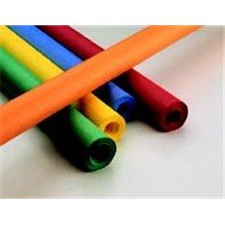 Rouleau kraft couleur - 10 x 0,70 m, 70 g - rouge