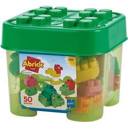 Coffre 50 briques Abrick