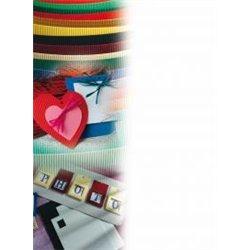 Pochette 10 feuilles carton ondulor média couleurs assorties 50x70 cm