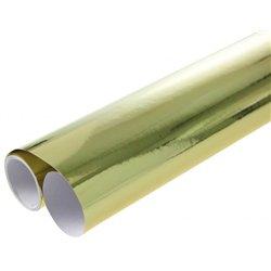 Rouleau de papier métallisé 2,00 x 0,70 m - or