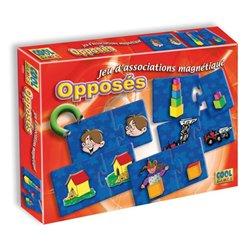 Opposés : jeu d'association