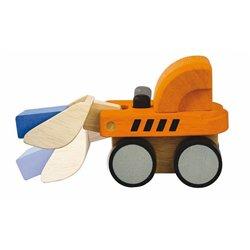 Le bulldozer plantoys