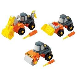 Les véhicules de chantier à construire