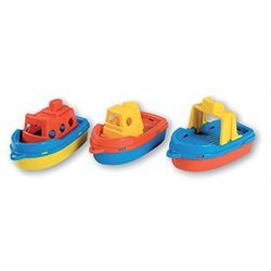 Set de 3 bateaux