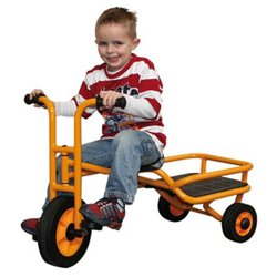 Tricycle benne rabo