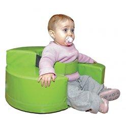 Fauteuil baby sécurisé