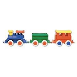 Le jumbo train viking toys, l. 45 cm
