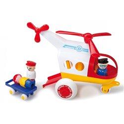 Hélicoptère de secours