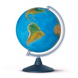Globe pied plastique 26cm