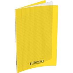 Assortiment de 40 cahiers 96 pages polypropylène seyes format 24x32 cm