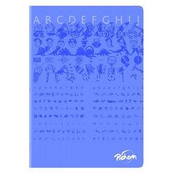 Cahier étudiant piqûre 70g 48 pages seyes A4